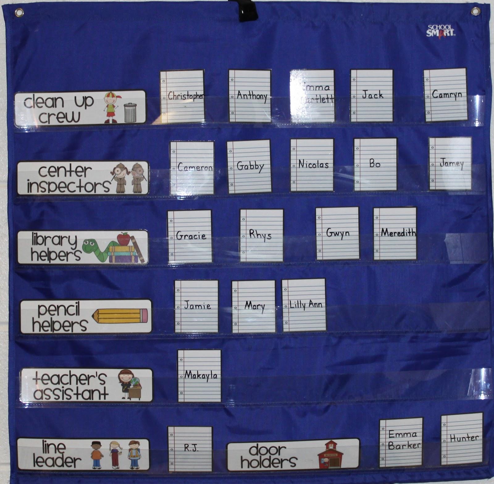 first grade helpers jobs