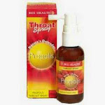 Natural Propolis Throat Spray