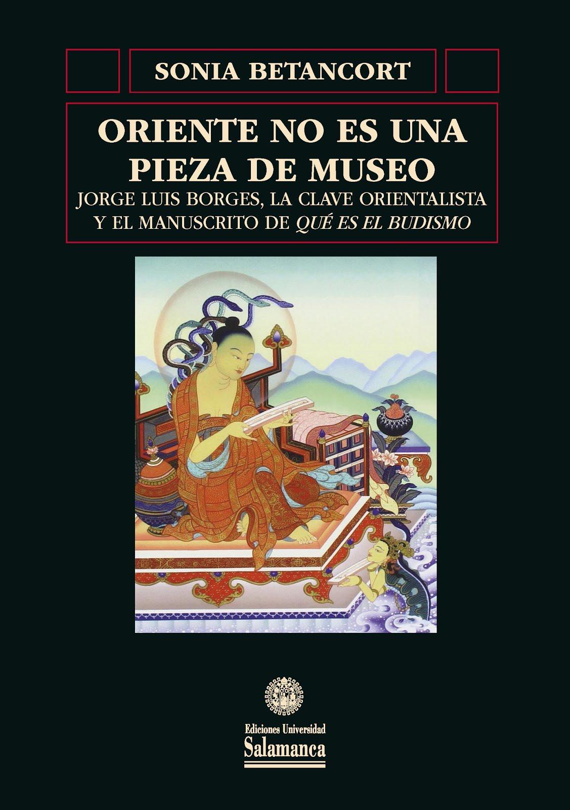 LIBRO: ORIENTE NO ES UNA PIEZA DE MUSEO