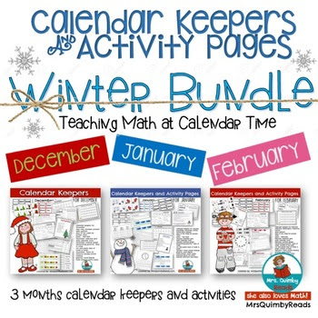 Calendar Keepers for Winter