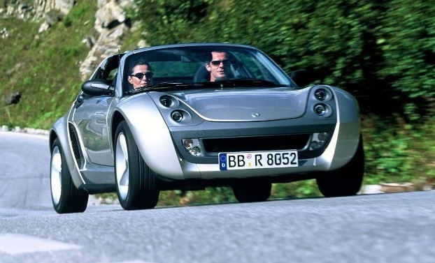 Smart Roadster 2003 Si Imut Nan Cantik title=
