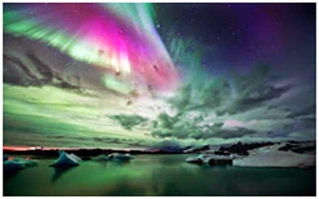Aurora City, Icelandia