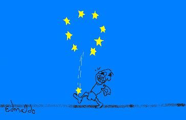 O EURO CAI...