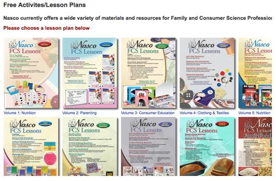 Ashley's FACS of Life!: Nasco – Family and Consumer Sciences ...