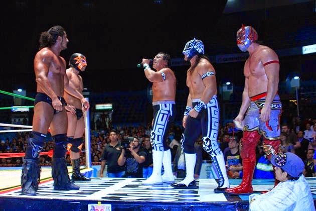 Ingobernables vs Guerreros