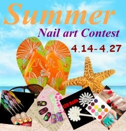 Summer Nail Art Contest