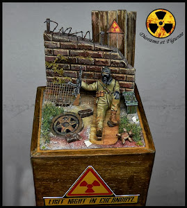 """Last Night in Chernobyl"" 1/35"