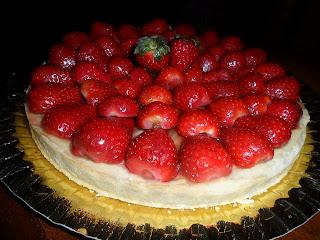 recetas tortas de fresas y canela