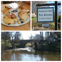 Shepherd's Hall Tea Rooms Review