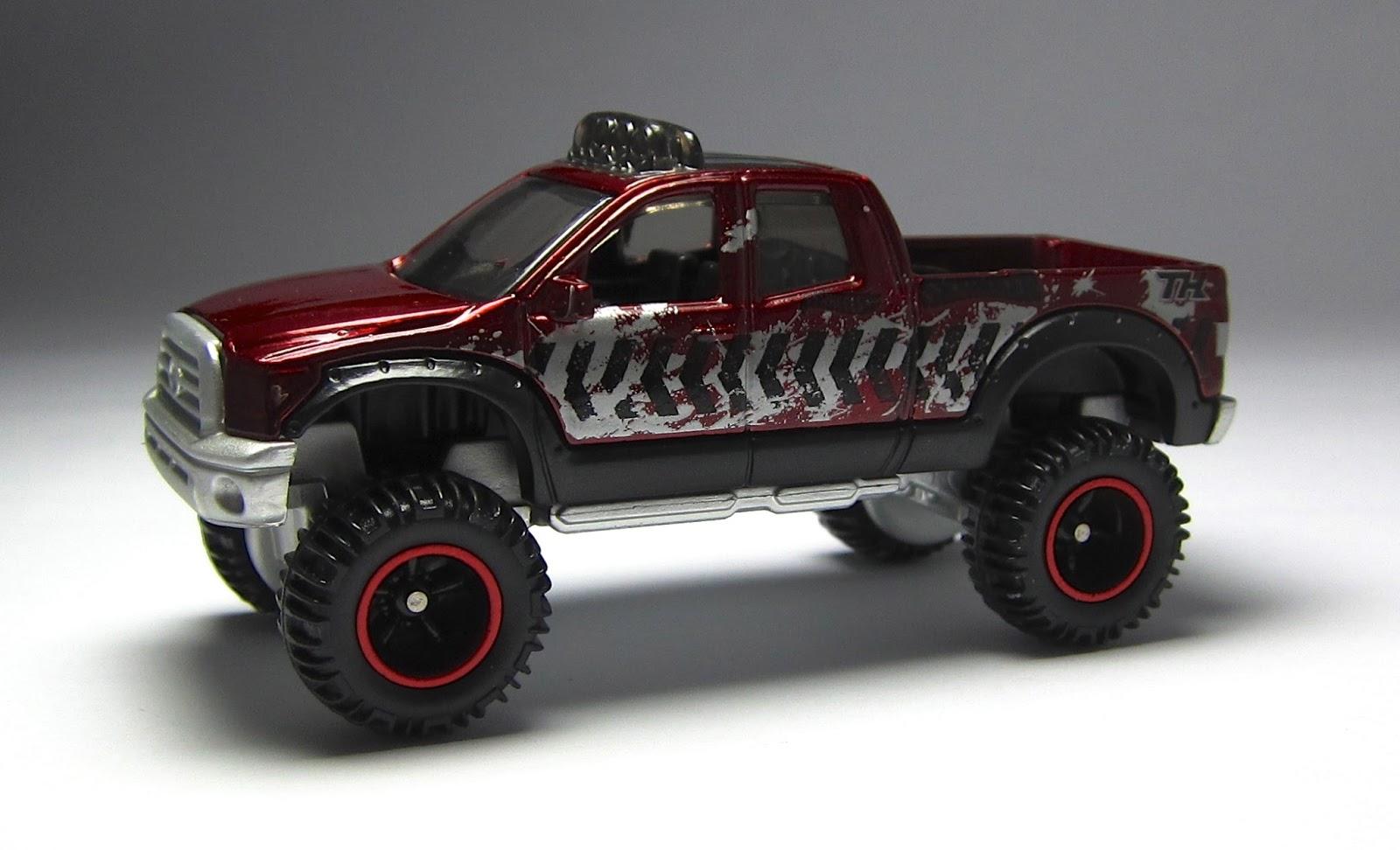 Group: First Look: Hot Wheels Toyota Tundra Super Treasure Hunt