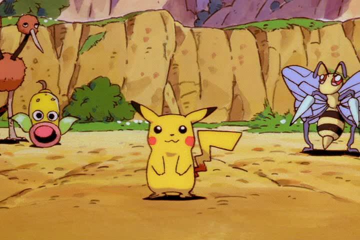 Pokémon: Las vacaciones de Pikachu[98][Latino][DVDRip][MG]