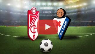 Eibar vs Granada