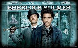 Sherlock Holmes, de Guy Ritchie, con Robert Downey Jr. y Jud Law