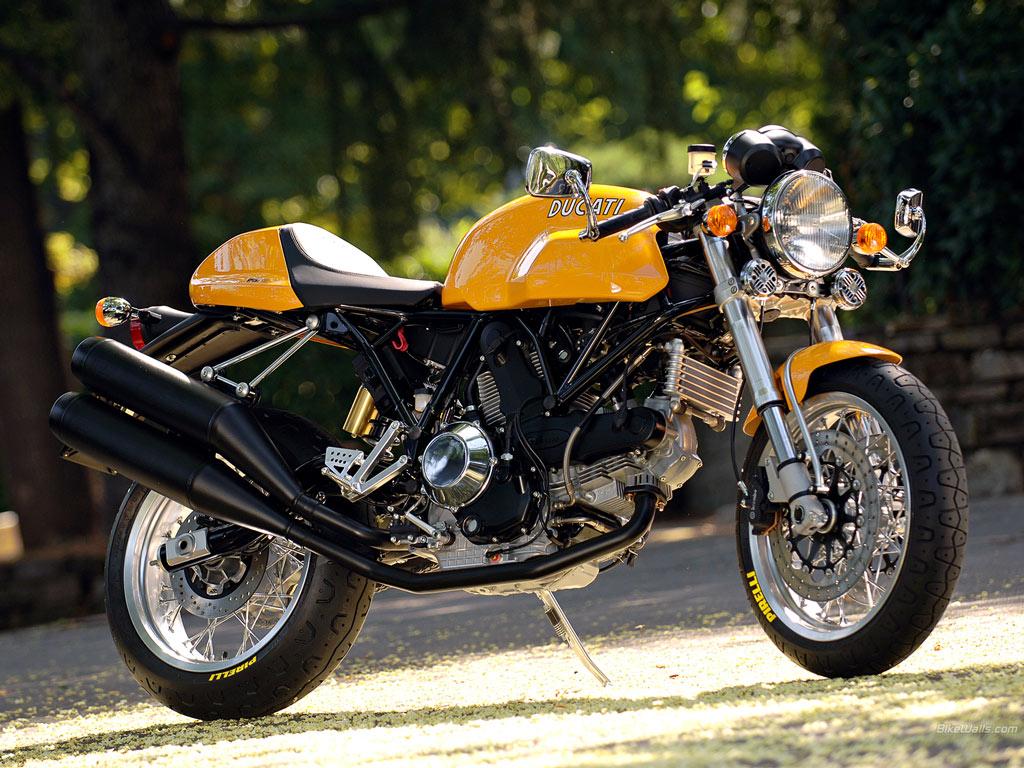 Ducati Biposto Sport Classic