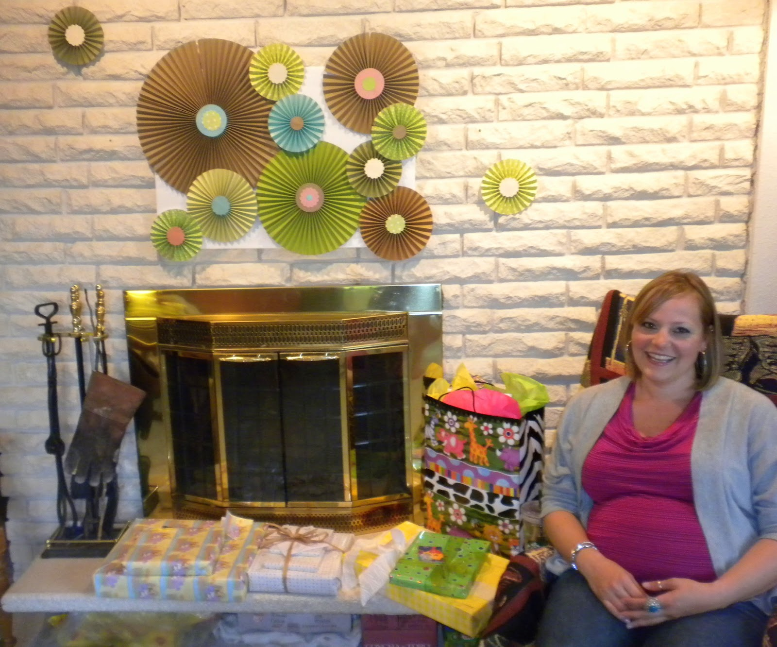 la vida es bella safari theme baby shower