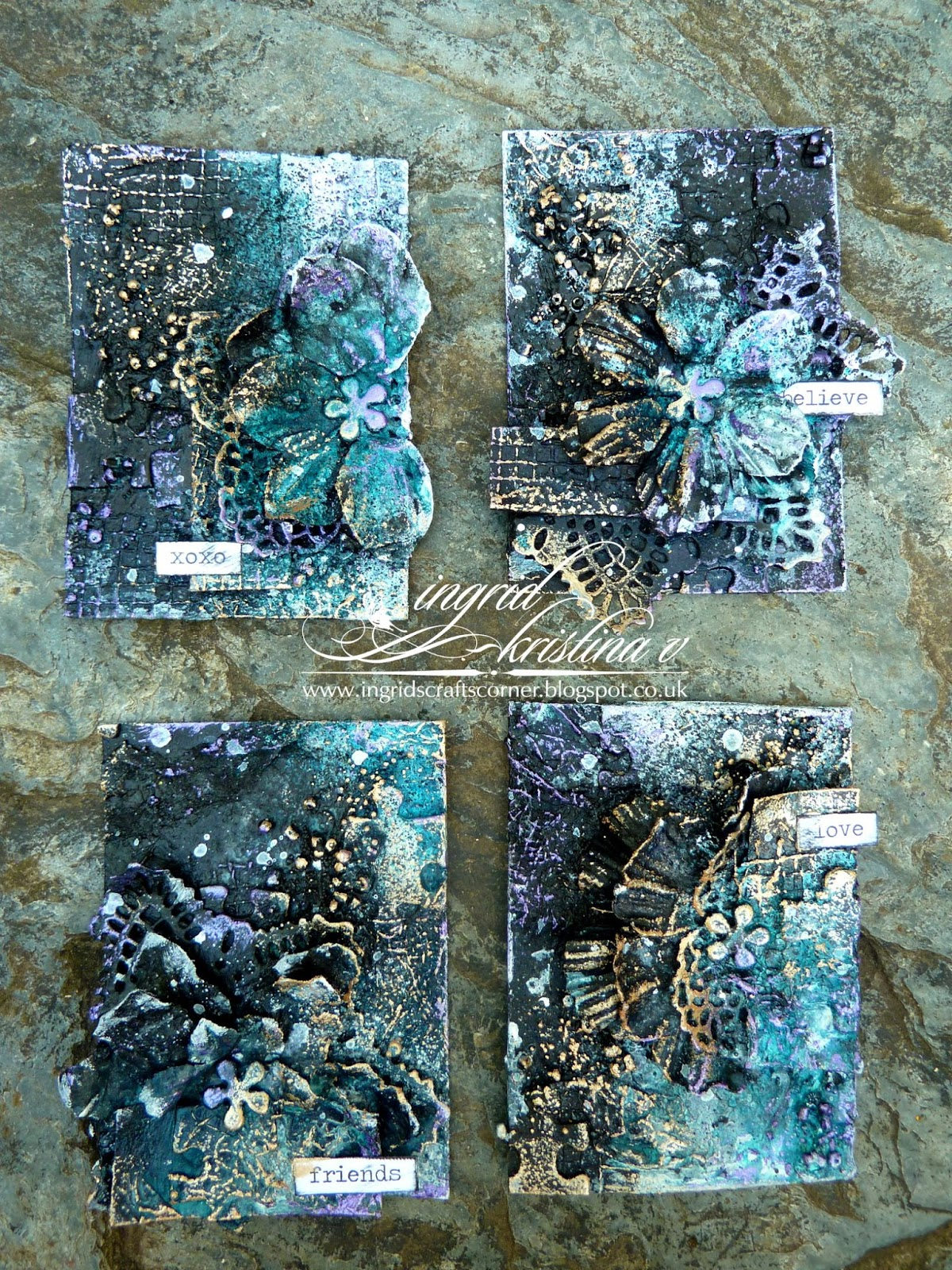 1000+ images about Inspirational ATC on Pinterest | Artist ...