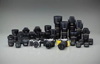 pentax lens, Pentax K-01 lens