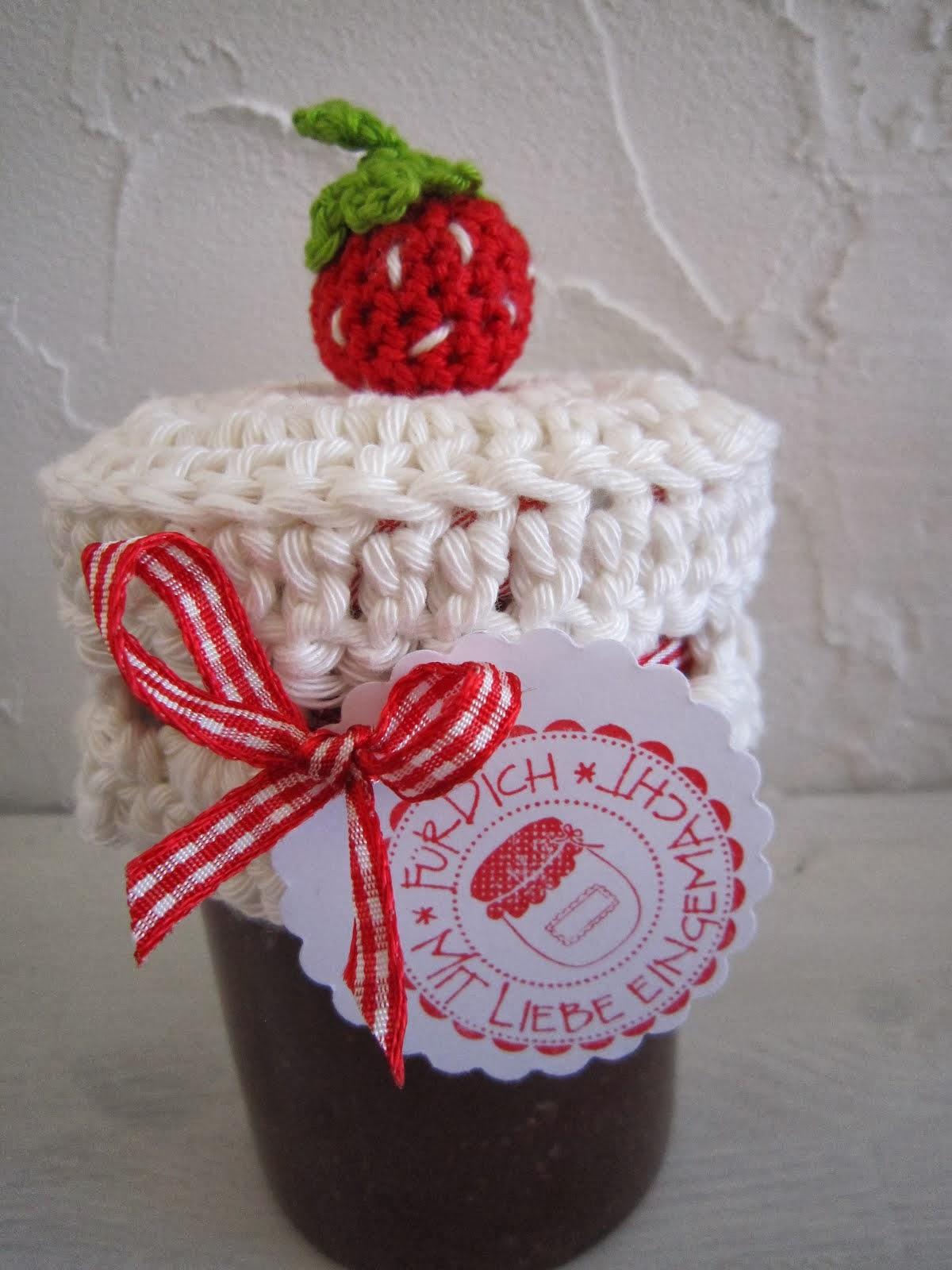 Marmeladen-Häubchen