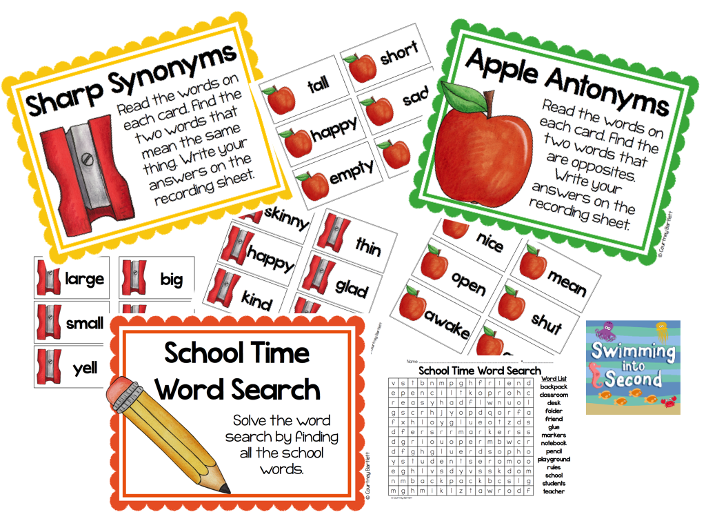 http://www.teacherspayteachers.com/Product/Back-to-School-Literacy-Centers-762892