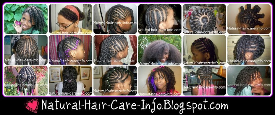 Natural Hair Care Info