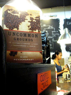"""Uncommon Grounds"" at Artisan Roast, TTDI, KL"