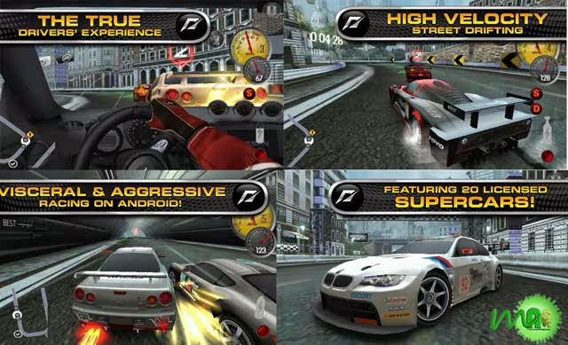 NEED FOR SPEED™ Shift apk screenshots