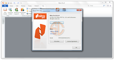 Nitro PDF Professional 8.0.2.4 Full Version