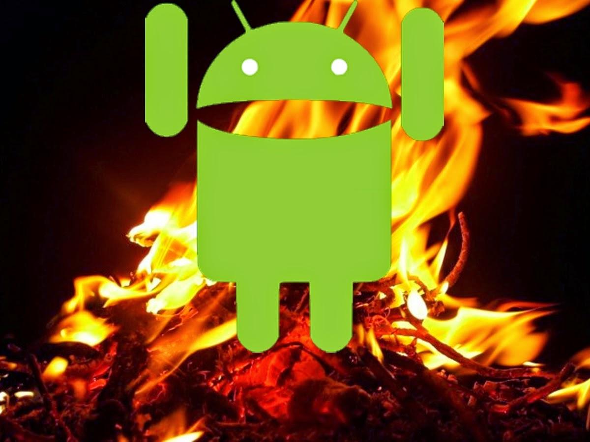 Penyebab dan Cara Mengatasi HP Android yang Cepat Panas