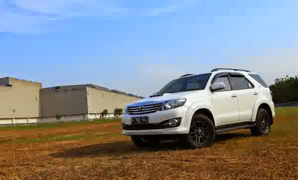 Toyota Melakukan Pengujian