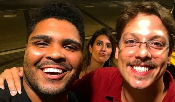 #CelebrityCast Entrevista 8 - Paulo Vieira do Zorra