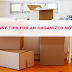 Easy Tips for An Organized Move