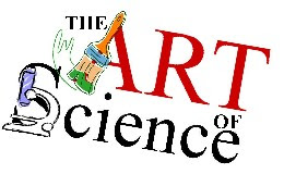 The Art of Science logo