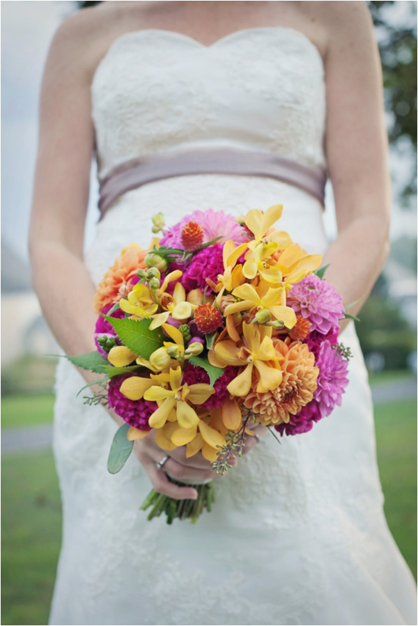 Rustic Wedding by Cuppa Photography (http://cuppaphotography.net/) #weddings #rustic #bouquets