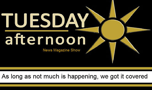 Viewers want to know, why Tuesday Afternoon!