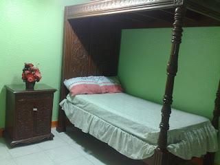 Single Occupancy Accommodation Room