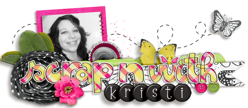 Scrap N' with Kristi