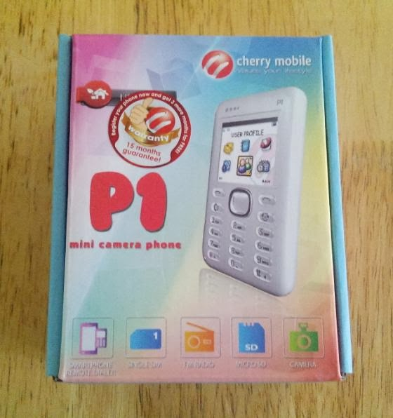 Cherry Mobile P1 Box_Front