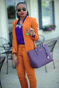 COLOR BLOCKING WITH CLASS