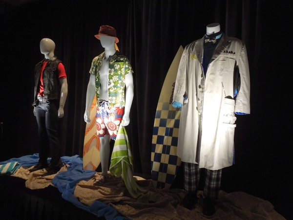 Teen Beach Movie costumes Disney D23 Expo