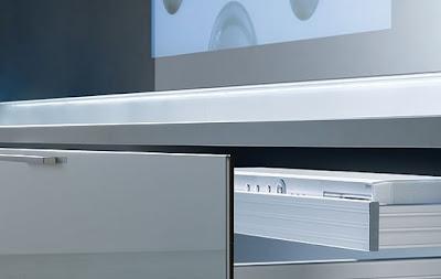 Credenza Para La Sala : Cajones modernos modificados para requisitos particulares del
