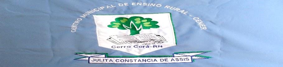 CENTRO MUNICIPAL DE ENSINO RURAL