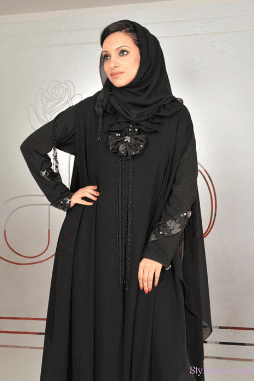 Arabic Abaya 2012 | Trendy Fashionable Dresses