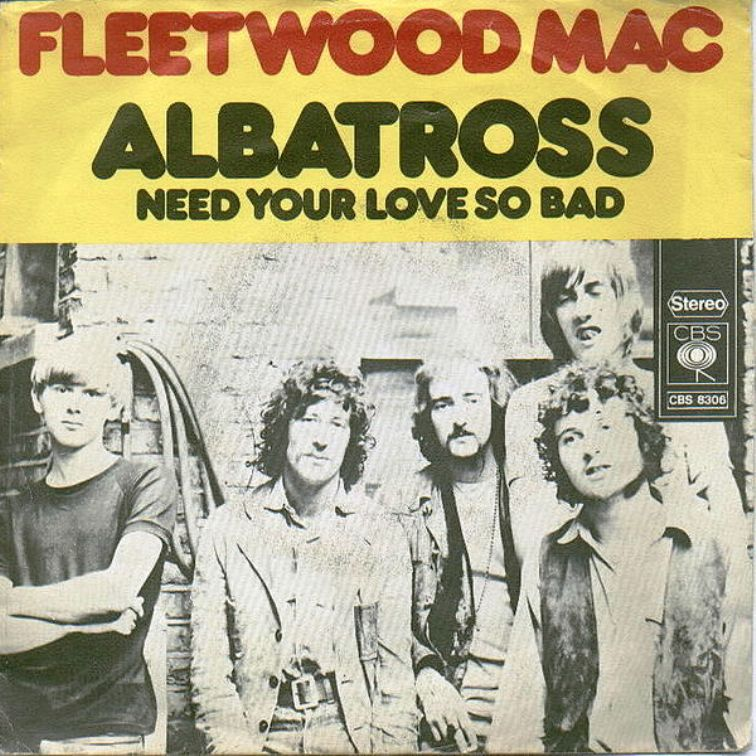 Albatross. Fleetwood Mac