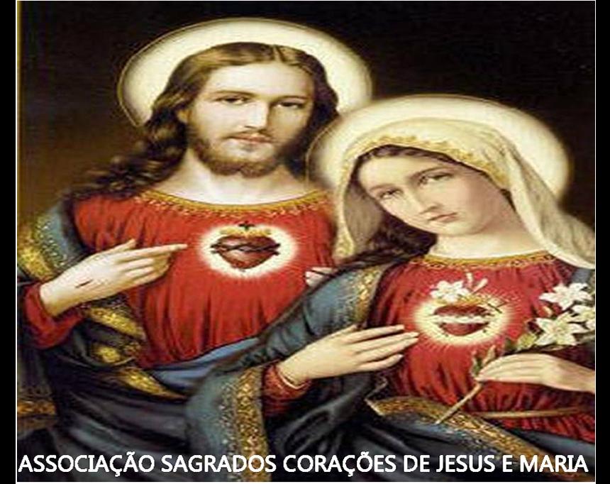 AO  SAGRADOS CORAÇÕES DE JESUS E MARIA