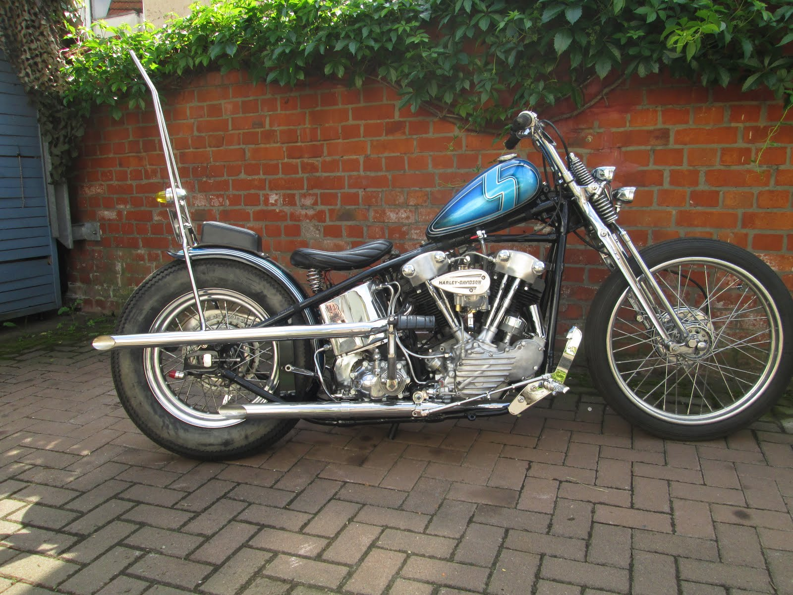 `47-er Knuckle Chopper