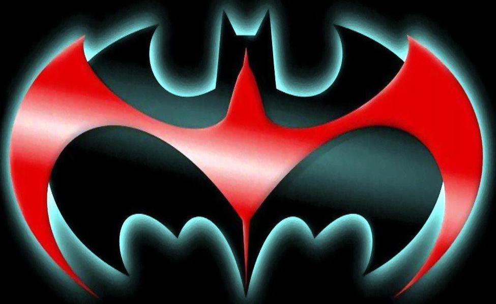 Dibujo del Símbolo de Batman