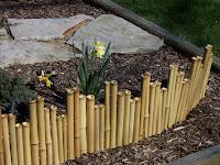 Bamboo Garden Fencing1