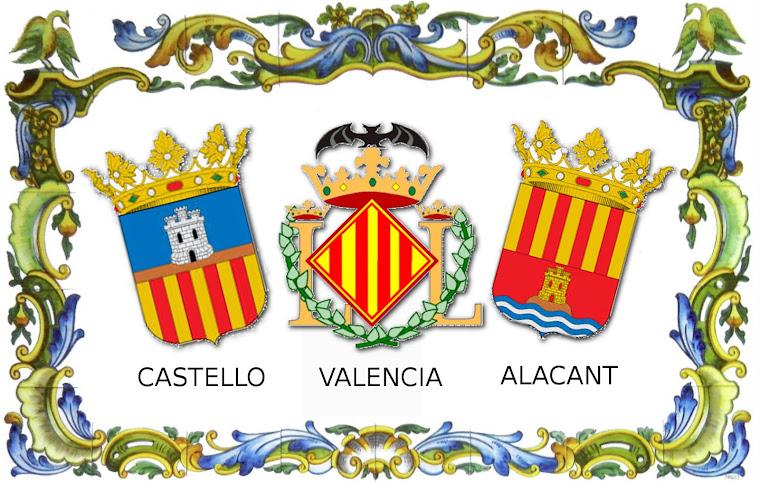 HISTORIA, LLENGUA, BANDERA, CULTURA, PATRIMONI I TRADICIONS DEL REGNE DE VALENCIA