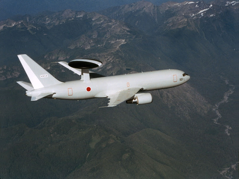 E-767 Airborne Warning and Control System AWACS
