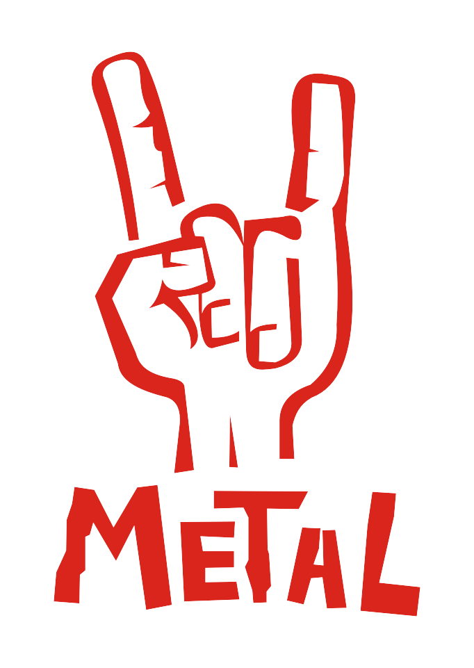 Metal Logo Vector download free